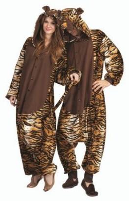 Tiger Costume