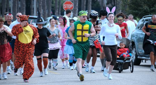 Costumed Fun Run